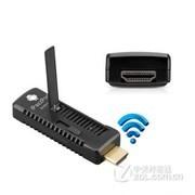 ipazzport 无线同屏器 HDMI推送宝airplay手机投影仪多屏互动传屏器 升级版投影仪 +HDMI延长线