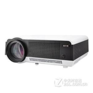轰天砲LED-86高清家用投影机 投影仪WiFi+1080P 官方标配