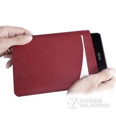 莺宝亚马逊Kindle全系列 Voyage保护套内胆包保护壳插袋皮包防震A级 酒红色 Kindle 499元款