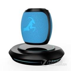 利歌磁悬浮无线蓝牙音箱 蓝色+底座