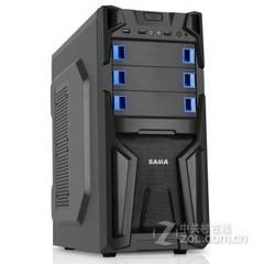 华志硕G1630/4G/120G固态硬盘/H61 经典双核组装台式电脑
