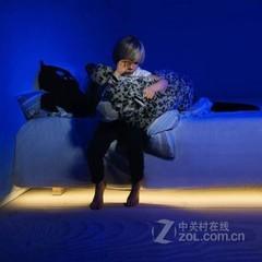 欣兰雅舍i-light智能LED小夜灯 单人床版