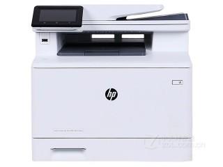 HP M477fdw