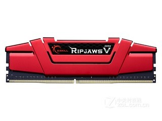 芝奇Ripjaws V 16GB DDR4 2400(F4-2400C15D-16GVR)