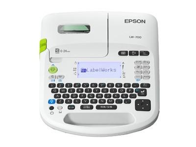 爱普生 LW-700企业标签机  标签打印机