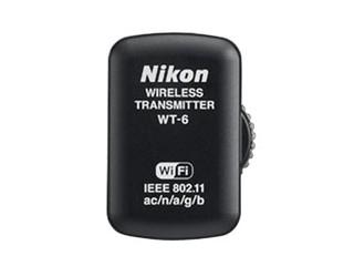 尼康无线传输器 WT-6
