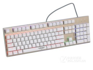新贵GM350(KB-8800)悬浮式炫光机械键盘