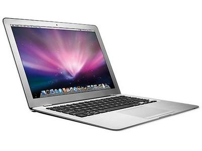 苹果笔记本macbook air13寸是多少瓦的
