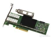 Intel原装网卡 X710-DA2(含2个单模模块)