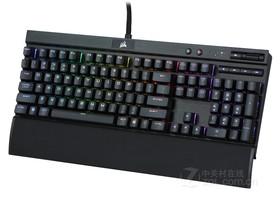 海盗船K70 RGB银轴版机械键盘