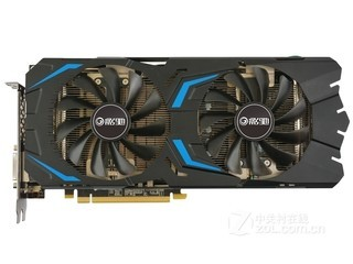 影驰GeForce GTX 1070大将