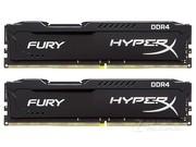 金士顿 骇客神条FURY 32GB DDR4 2400(HX424C15FBK2/32)