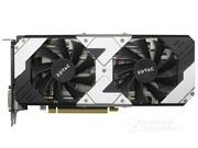 索泰 GeForce GTX 1060-6GD5 霹雳版HA