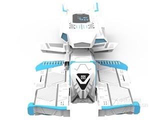 名龙堂暴龙M80x CRUISER·BASIC星舰 科幻电脑主机 蓝白定制