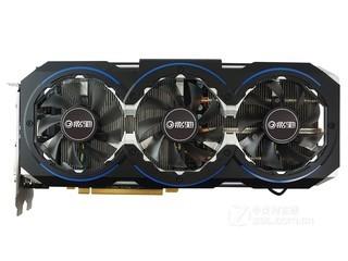 影驰GeForce GTX 1060骨灰黑将