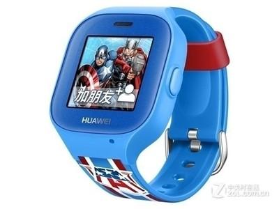 华为 儿童手表漫威系列华为K2儿童电话手表手机插卡智能手环学生小孩男女通用GPS定位防丢通话表 漫威系列-美国队长款