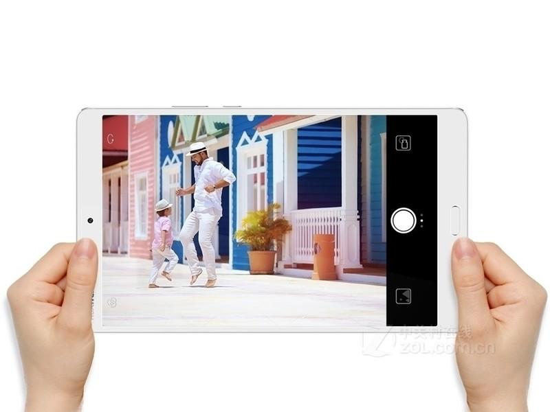 华为平板 M3(4GB/32GB/LTE版)整体外观图