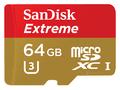 闪迪至尊极速移动 microSDXC UHS-I U3(64GB)