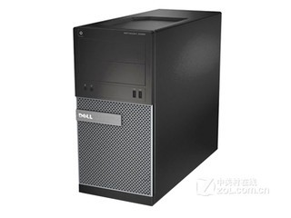 戴尔OptiPlex 3020系列 微塔式机箱(i3 4160/4GB/500GB/核显)