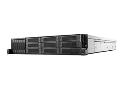 ThinkServer RD650(1xE5-2609v4/8GB/300GB/R510i)