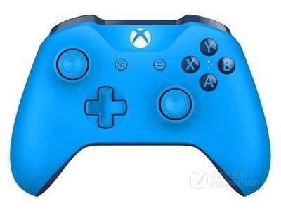 微软 Xbox One无线手柄 湛蓝限量版