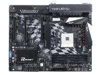 包顺丰 BIOSTAR/映泰 X370GT7 ATX大板 APU AM4 DDR4 支持6显卡