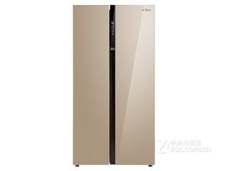 美的BCD-521WKM(E)