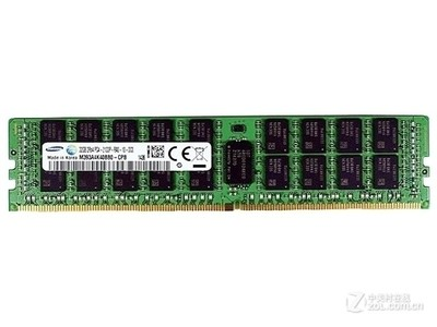 三星 REG 32GB DDR4 2133 2R*4