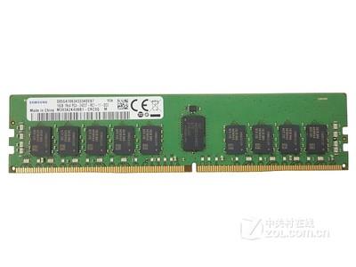 三星 REG 16GB DDR4 2400 1R*4