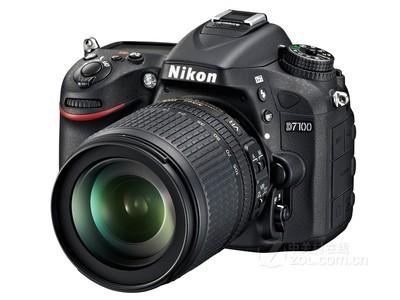 尼康 D7100套机(18-105mm,35mm)