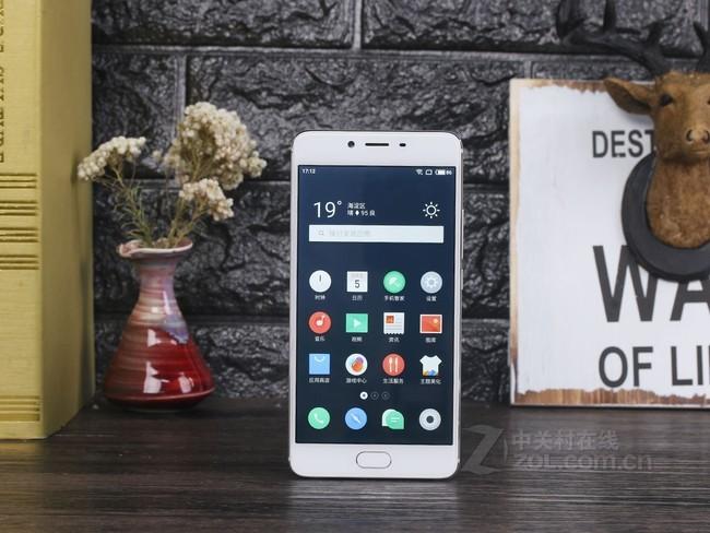 魅族(MEIZU) 魅蓝E2 移动联通电信 全网通4G  智能手机 双卡双待 月光银 移动版全网通(3GB RAM+32G ROM)
