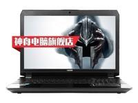 Hasee/神舟 战神 X5-CP5D1/15.6/4G/1TB/MX150/1080P游戏笔记本 天猫3788元