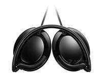 飞利浦SHL4405耳机 (头戴式 通话 低音 麦克风 黑色) 京东289元(满减)