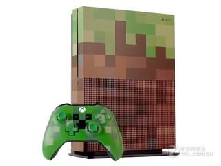 微软Xbox One S Minecraft限量版(1TB)