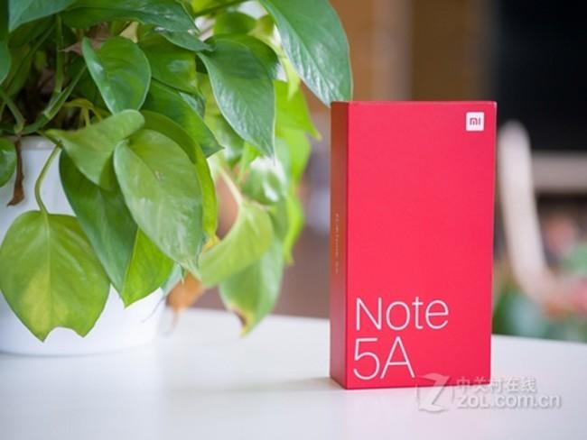 小米红米Note 5A