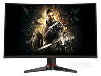 HKC G241 24英寸显示器144hz曲面电竞游戏液晶吃鸡LOL电脑屏非27