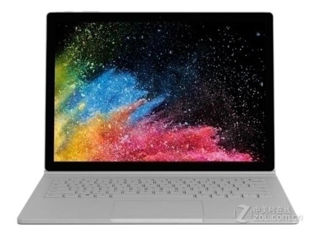 微软SurfaceBook2