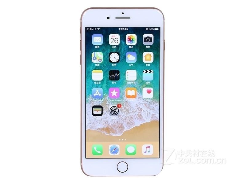 苹果iPhone 8 Plus(全网通)整体外观图