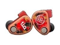 64audio U18耳机 (9欧姆 灵敏度116dB 频响10-20000Hz) 天猫22999元