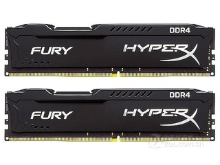 金士顿骇客神条FURY 16GB DDR4 2666(HX426C16FB2K2/16)