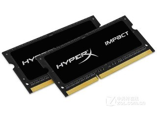 金士顿骇客神条Impact 16GB DDR3L 2133(HX321LS11IB2K2/16)