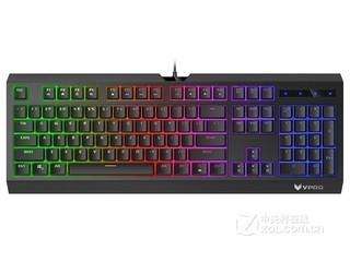 雷柏V52S混彩背光游戏键盘