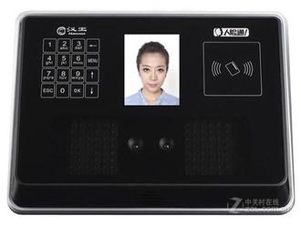 汉王E370A新款人脸考勤机直销双核处理器识别速度更快全装*