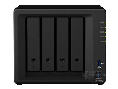 群晖 DS418play 四盘位网络存储服务器