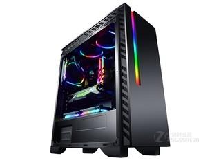 名龙堂剑龙G7 i7 7700K/GTX1080 水冷DIY组装电脑主机