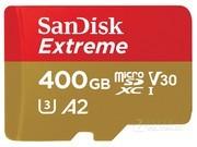 闪迪 Extreme MicroSDXC UHS-I A2卡(400GB)