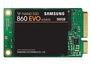 三星 860 EVO mSATA SATA III(500GB)