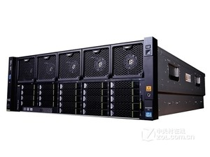 华为 FusionServer RH5885H V3(Xeon E7-4820 v4*2/16GB*4/600GB/8盘位)