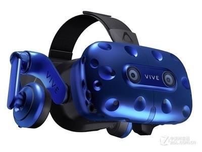 【单头盔版】HTC VIVE Pro 专业版 智能VR眼镜 PCVR 3D头盔