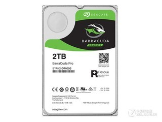 希捷BarraCuda Pro 4TB 7200转 128MB(ST4000DM006)